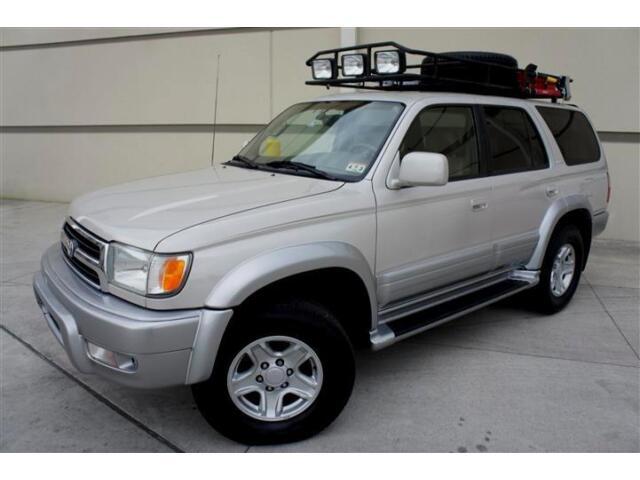 Toyota : 4Runner LIMITED 4WD CUSTOM TRD SUPERCHARGED TOYOTA 4RUNNER LIMITED 4WD WOOD SAFARI ROOF