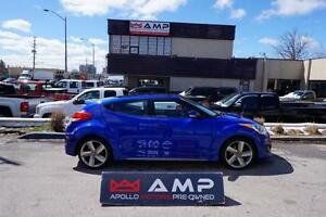 2013 2013 Hyundai Veloster Turbo Manual Leather GT