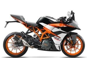 - 2017 RC 390 ABS