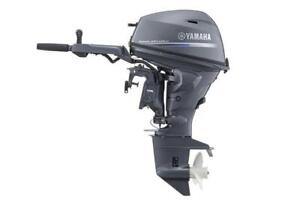 Yamaha Outboards In-Stock!