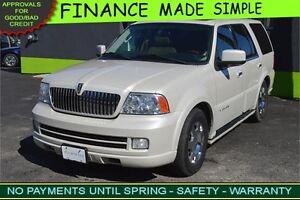 """2006 Lincoln Navigator 4WD Luxury, 2 YEAR WARRANTY, REDUCED!"