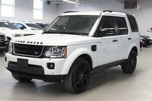 2014 Land Rover LR4 NAVIGATION/PUSH START/LOADED!
