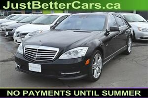 2012 Mercedes-Benz S-Class S550 4-MATIC, REDUCED PRICE!!!