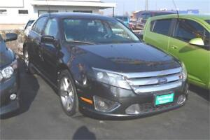 2010 Ford Fusion V6 Sport AWD has 12 MONTH WARRANTY!