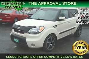 2010 KIA Soul 4U - Sunroof
