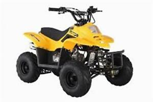 NEW 2017 TTC FX110 Sport 110cc Kids Quads ATV