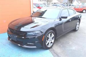 2016 Dodge Charger SXT AWD, SUNROOF, 19 INCH WHEELS