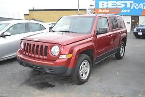 2013 Jeep Patriot Sport - 4 WHEEL DRIVE
