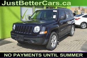 2011 Jeep Patriot North, OWN for $45 Weekly - Let Us Finance You