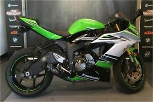 2015 KAWASAKI ZX636 30TH ANNIVERSARY EDITION