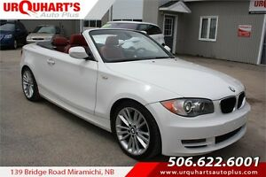 2010 BMW 1 Series 128i! CONVERTIBLE! LEATHER!