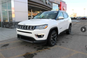 ** 2019 JEEP COMPASS LIMITED SUV - SPRING SALE!! ASK FOR DETAILS