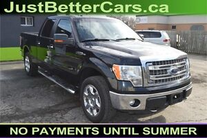 """2013 Ford F-150 4WD SuperCrew 145"""" XLT - Drive for $75 Weekly"""