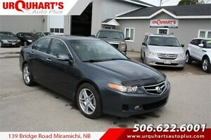 2008 Acura TSX! LEATHER! SUNROOF! NAV!