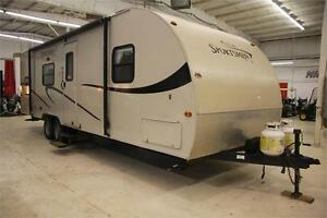 2009 Sportsmen 29Ft Bunk Trailer