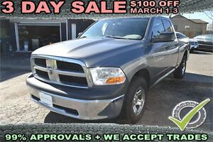 2011 Dodge RAM 1500 ST - NEW ARRIVAL