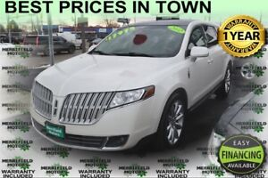 2012 Lincoln MKT SPORT UTILITY 4-DR AWD - LEATHER SEATS, 7 SEATS