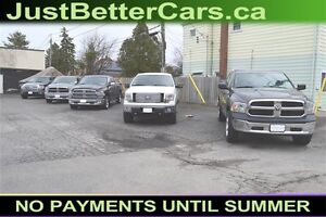 INVENTORY OF USED PICKUP TRUCKS