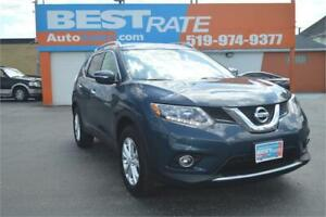 2015 Nissan Rogue SV AWD, DOUBLE SUNROOF