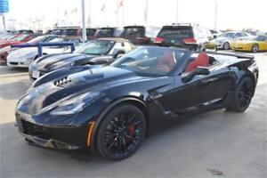 NEW 2019 Chevrolet Corvette Z06 Zo6 Convertible black auto