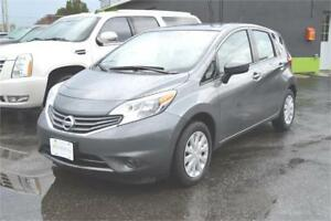 2016 Nissan Versa Note SV, Weekly Payments of $36