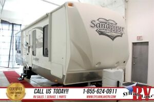 2011 Forest River Sandpiper T291RE – Travel Anywhere.