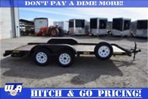 Car hauler sale on now. Big Tex CH60-16 $3595. call 2day!