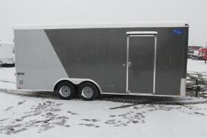 2019 8.5FT X 20FT Pace Journey Cargo Trailer (7,000LBS GVW)