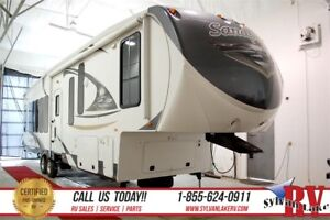 2013 Forest River Sandpiper 330RL – Travel Anywhere.