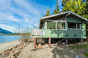 SHUSWAP LAKE WATERFRONT CABIN