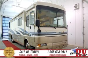 2003 Fleetwood Bounder 34M – A Class A That Knows No Bounds!