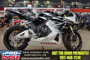 2016 Honda CBR 600RR -- AMAZING DEAL!!!!