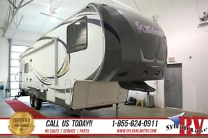 2013 Forest River Wildcat 302RL – Your Off the Grid 5th Wheel