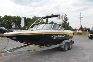 2008 Moomba Outback V-Drive. 107 HOURS! IN-HOUSE FINANCING!