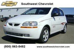 2007 Pontiac Wave SE 5-Door, 157550km