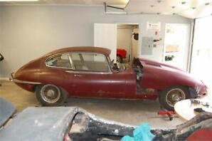 1968 Jaguar XKE Series 2 2+2 coupe