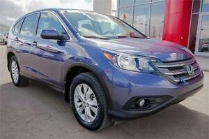 2013 Honda CR-V EX-L-AWD-LEATHER-SUNROOF-CAMERA-ONLY 95KM