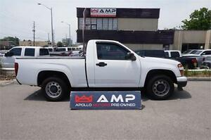 2012 Chevrolet Colorado LT w/1SD auTo RWD 4cyl 2.9L