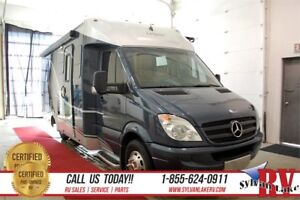2011 Mercedes Leisure Travel Unity – Class A Features in a B!