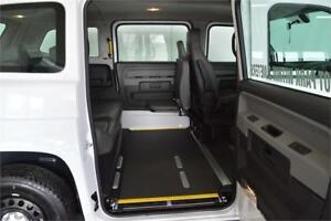 2015 Caravan MV1 Véhicule Personne a mobilité réduite