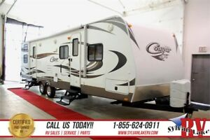 2013 Keystone Cougar 31SQBWE – Designed with Your Family in Mind