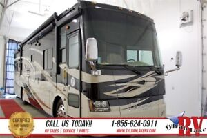 2009 Tiffin Phaeton 36QSH – Own the Highway, with Room to Roam!