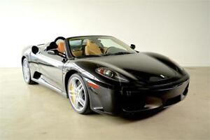 2009 Ferrari 430 Spider F1 **LIKE NEW: 852 Original Kilometers**