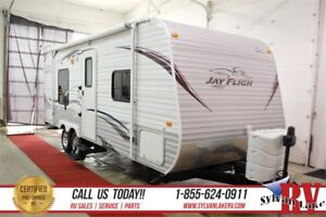 2013 Jayco Jay Flight 22B – A Family Favourite, Destined for Fun