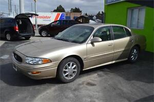 2005 Buick LeSabre Limited, LEATHER, SUNROOF, GUARANTEE APPROVAL