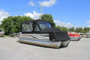 2007 Harris Floteboat 220 Classic TRI-TOON! IN-HOUSE FINANCING!