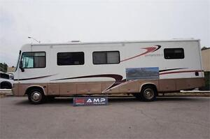 """2004 FOREST RIVER LUXURY 30"""" RV LUXURY LEATHER +UPGRADES CHEAP!!"""