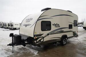 Light Weight Vista Cruiser 17RWD. Only $78 per bi-weekly