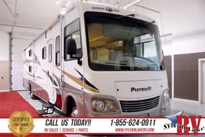 2008 Coachmen Georgie Boy Pursuit 3540DS – BUNK MODEL