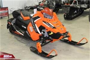 2016 Polaris 600 Switchback Pro S LE! Accessories INCLUDED!